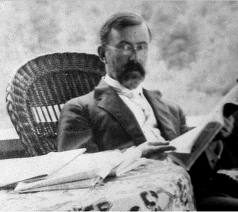 Charles Courtney Curran, American Impressionist.